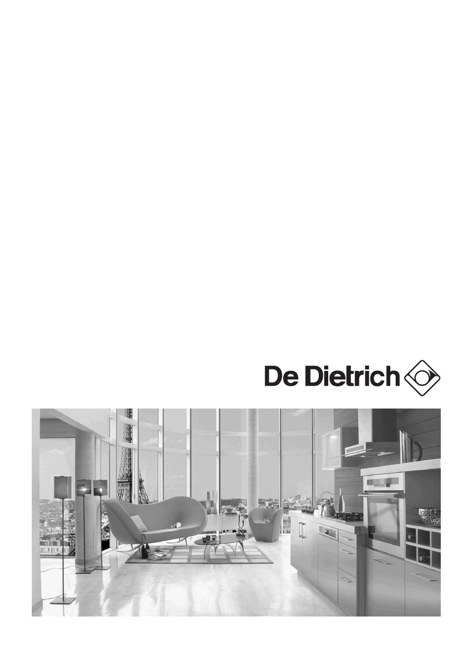 de dietrich dfs911je manual del usuario p ginas 16. Black Bedroom Furniture Sets. Home Design Ideas