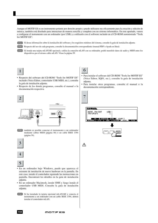 Guía rápida - aplicaciones informáticas, Configuración