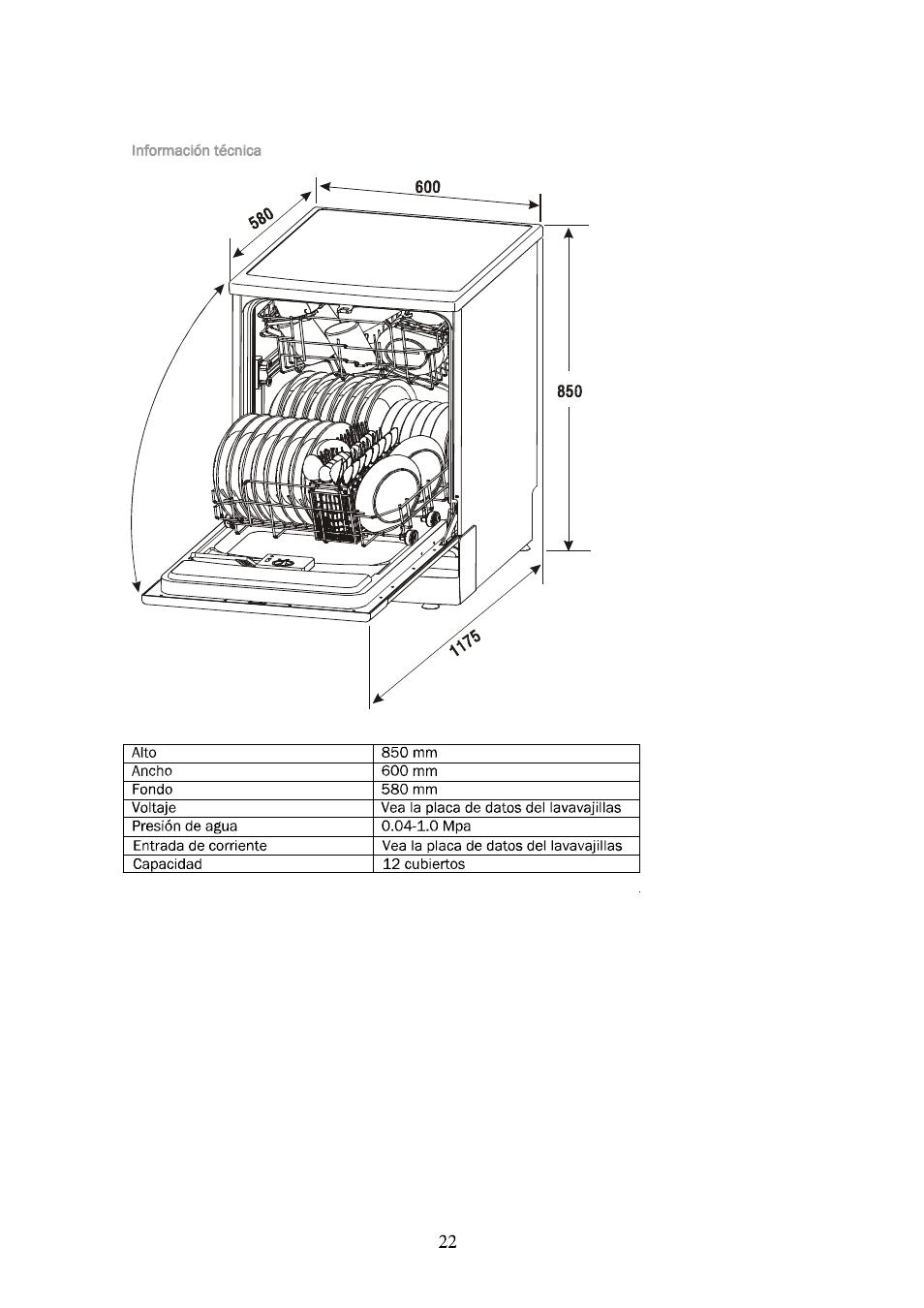 Manual instrucciones lavavajillas teka lv 831 by inhumturnga issuu.