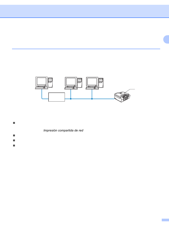 tipos de conexi n de red ejemplo de conexi n de red impresi n rh pdfmanuales com brother mfc 440cn driver windows 7 brother mfc-440cn driver download windows 8