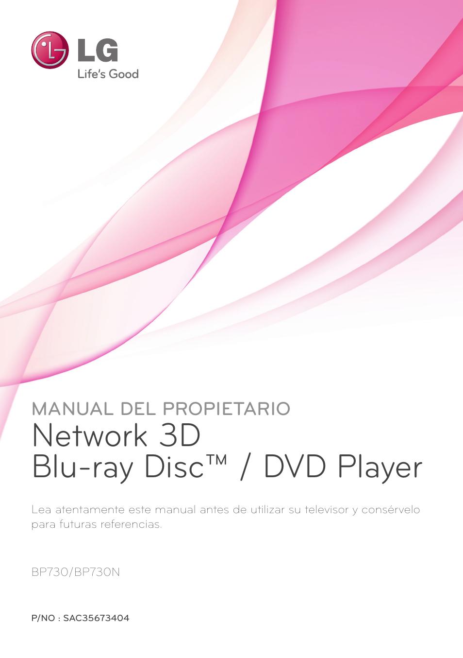 Lg bp730 manual del usuario pginas 73 sciox Image collections