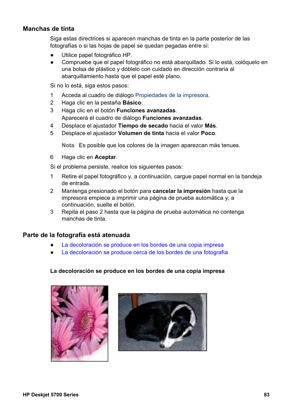 Excepcional Impresora De Página De Prueba De Color Foto - Dibujos ...