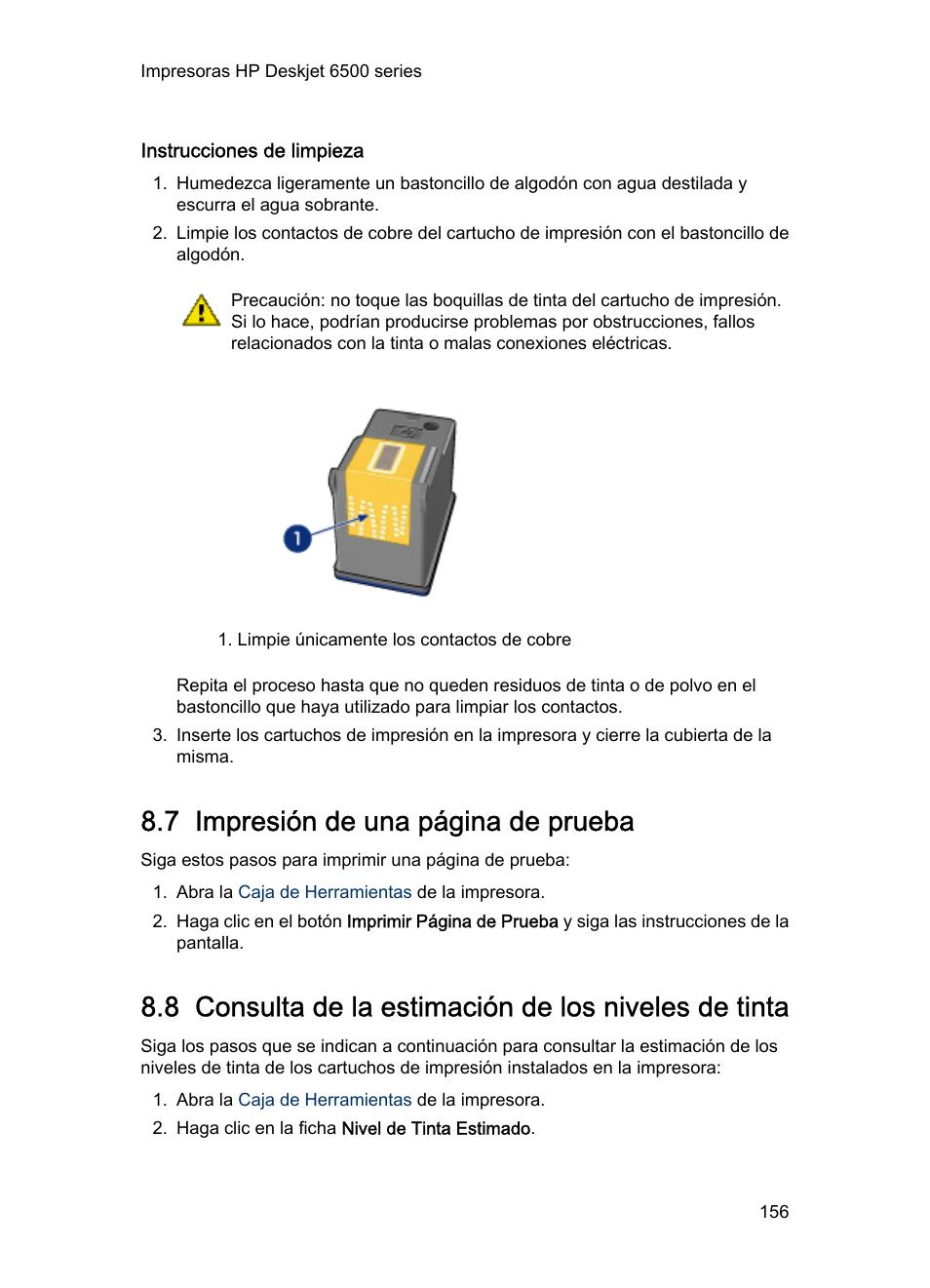 Fantástico Página De Prueba De Color De Inyección De Tinta Modelo ...