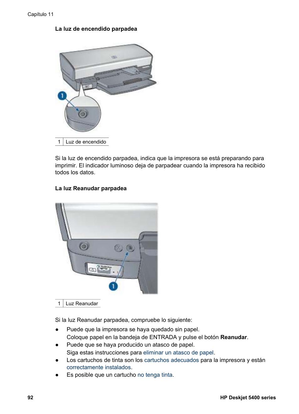 bonito reanudar impresora modelo ejemplo de colecci n de rh collectifcreatif info hp deskjet 6540 manual HP Deskjet 1280
