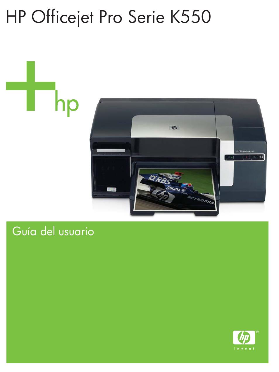hp officejet pro k550 printer manual del usuario p ginas 148 rh pdfmanuales com