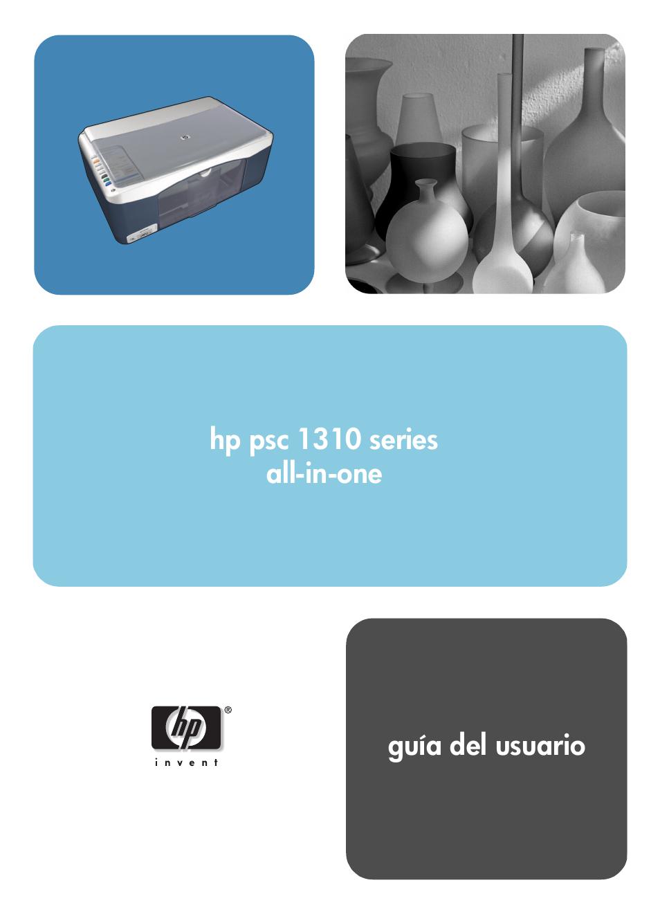 hp impresora todo en uno hp psc 1315 manual del usuario p ginas 86 rh pdfmanuales com HP PSC 1200 Drivers HP PSC 1315 Software Installation
