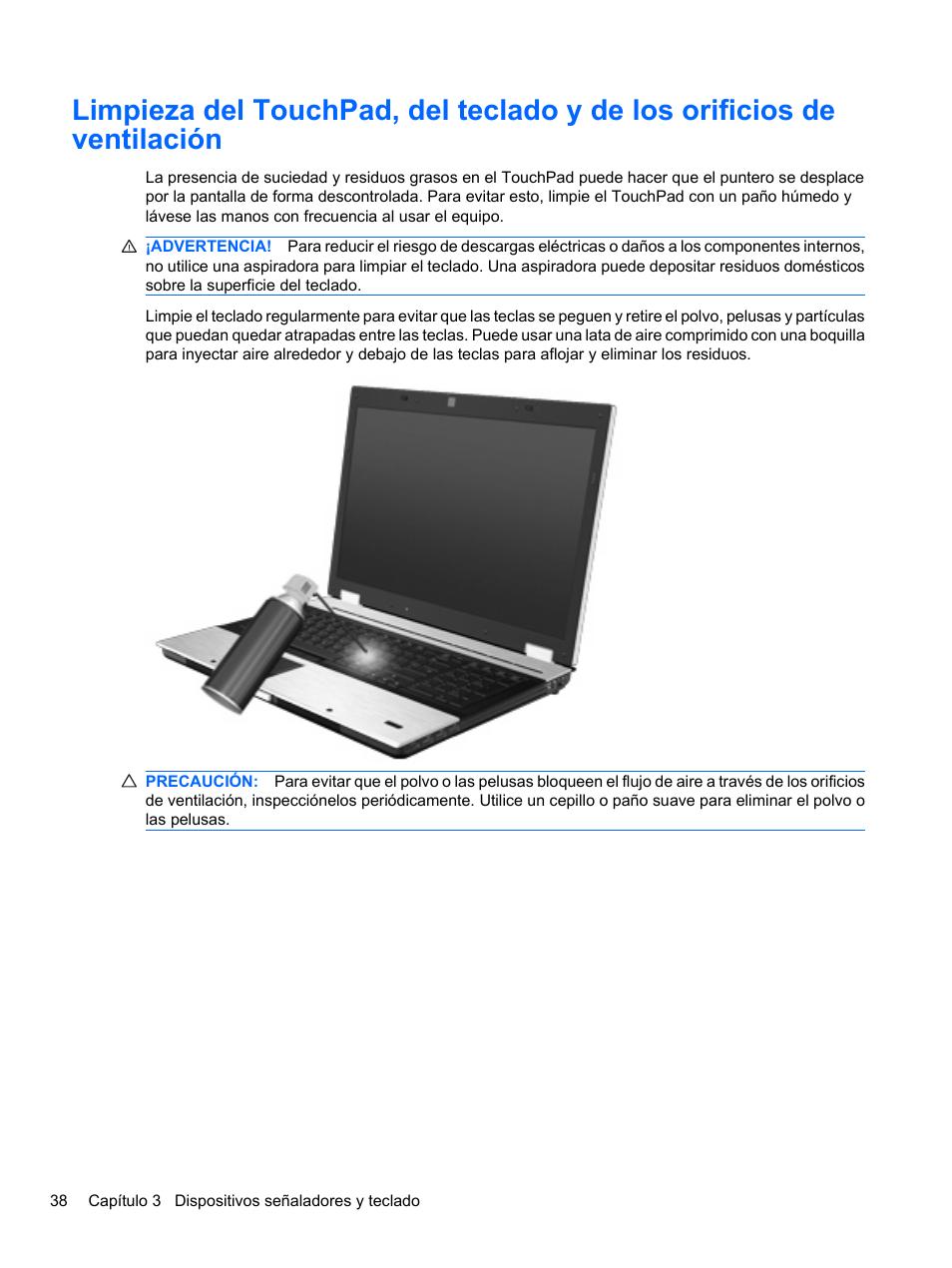 hp elitebook 8740w mobile workstation manual del usuario p gina 50 rh pdfmanuales com HP Wallpaper HP Elite 800