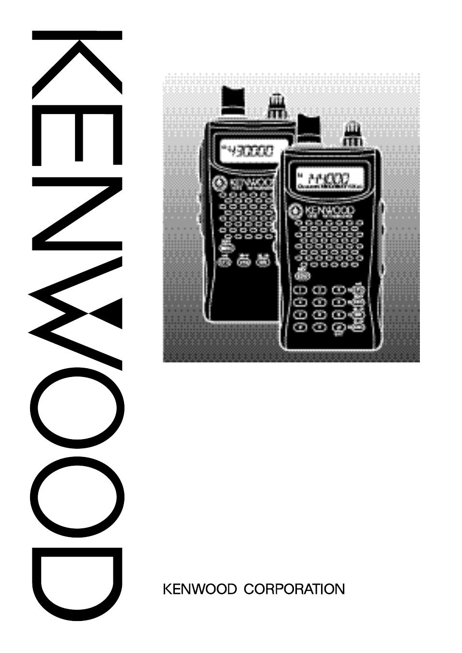 Kenwood TH-K2E - Discontinued Manual del usuario | Páginas: 153 ...