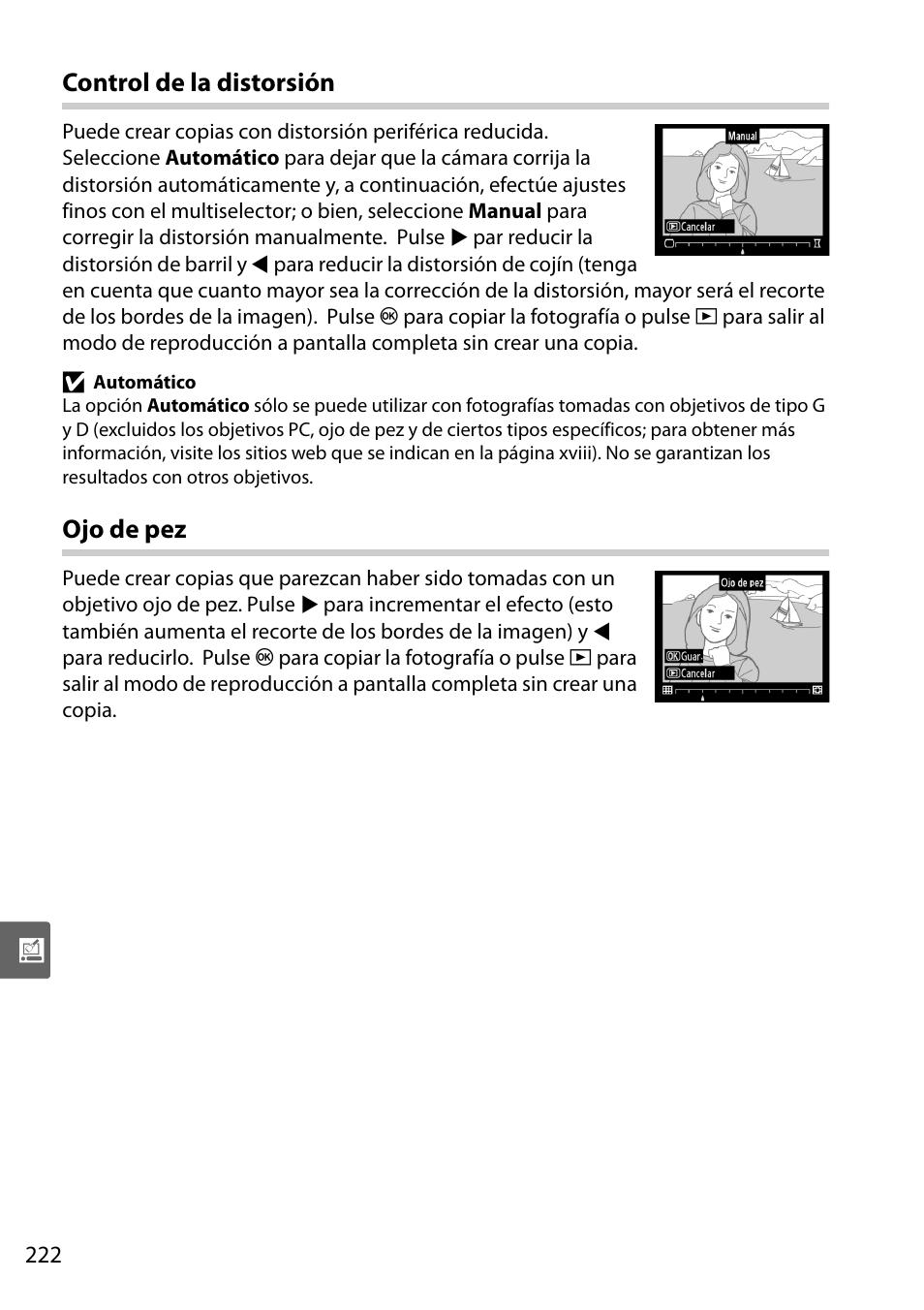 control de distorsi n ojo de pez control de la distorsi n nikon rh pdfmanuales com Manual Del iPhone 5 Panasonic Viera 50 Manual