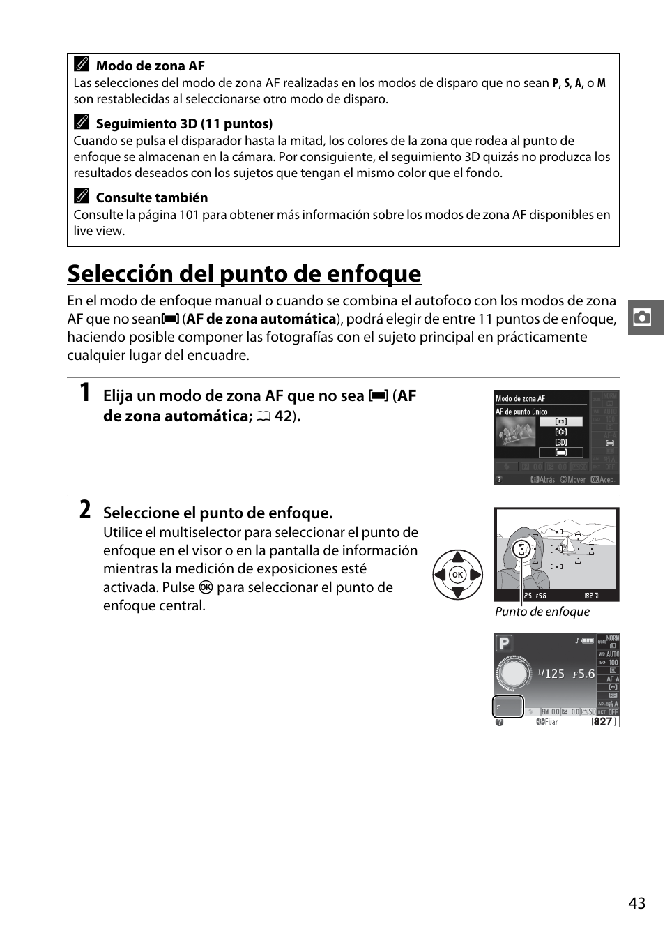 selecci n del punto de enfoque nikon d5100 manual del usuario rh pdfmanuales com Photography by Nikon D5100 Nikon D5100 Photo Gallery
