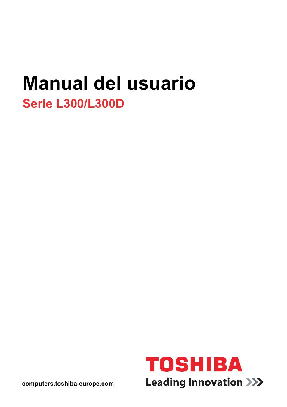 ... Array - toshiba satellite l300 manual del usuario p ginas 192 tambi n  rh pdfmanuales com