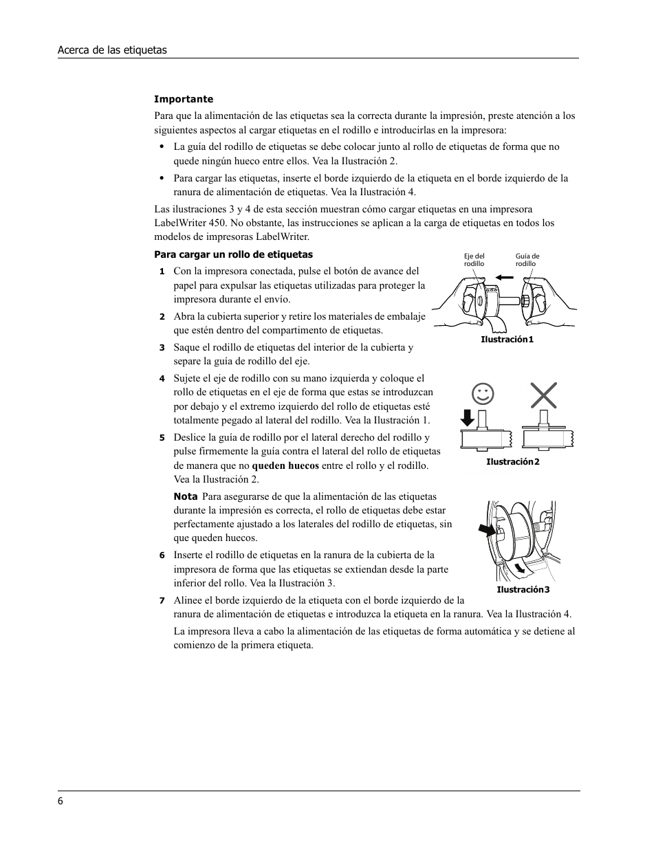 Dymo LabelWriter 450 Turbo Hardware Manual Manual del usuario | Página 10 /  30