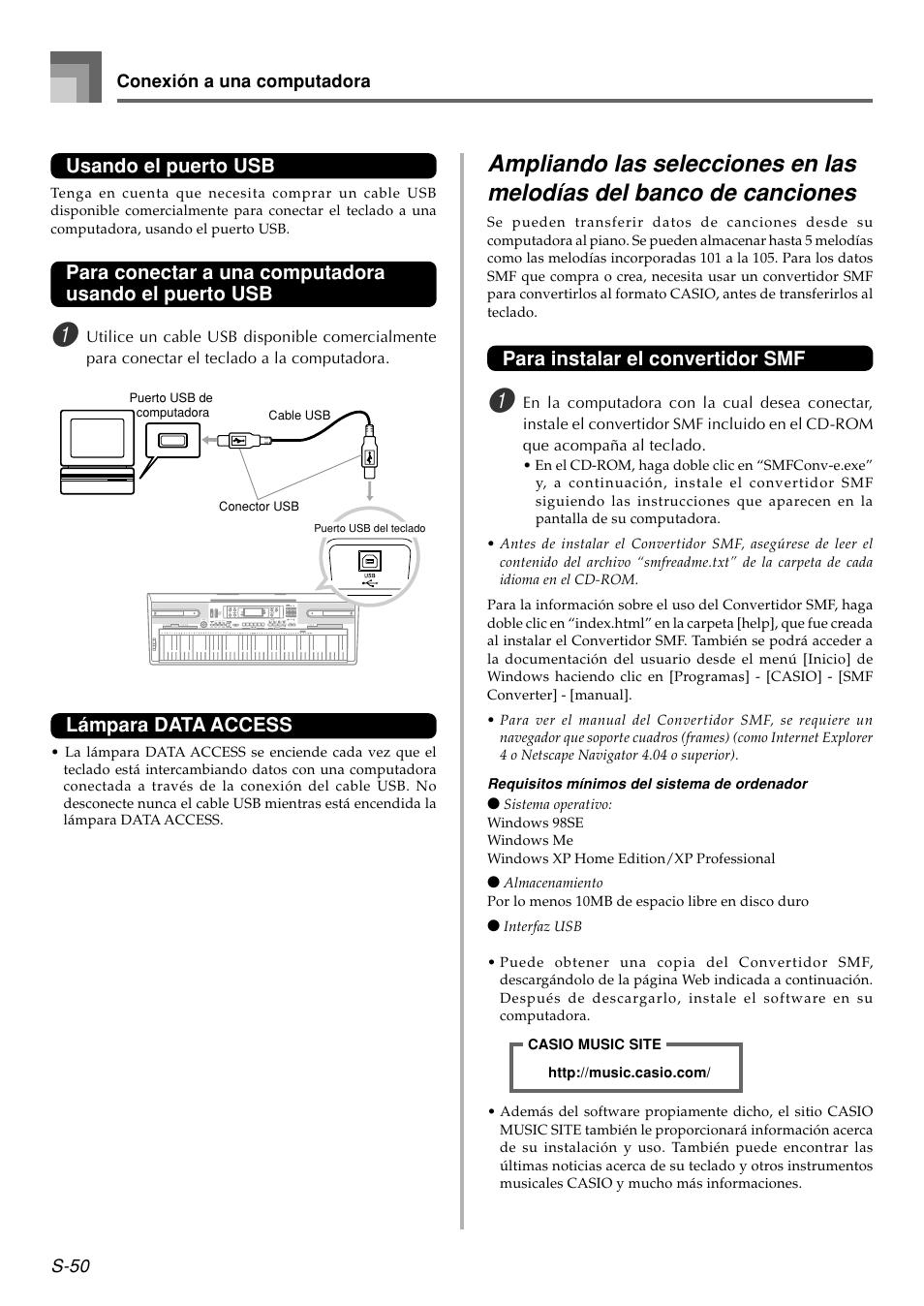 casio ctk 810 in manual